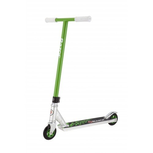 Razor Ultra Pro Lo Stunt Scooter - Green
