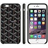 goyard-logo-iphone-5-5s-case-nero