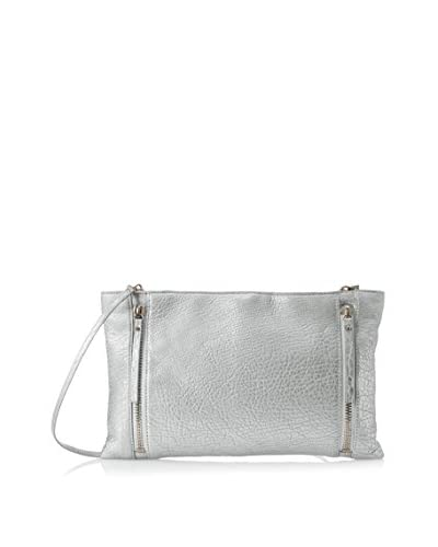 Vince Camuto Women's Baily Clutch, Silver