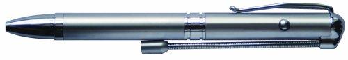 Zelco Multi-Task Light Pen, Silver