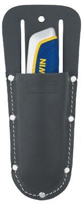 Irwin - Saddle Leather Utility Knife Holder Black - 585-4031018