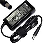 Dell 19.5V 3.34A 65W Replacement AC adapter for Dell Notebook Model:Dell Latitude X1, DELL Inspiron 13, Dell Inspiron 1318, Dell XPS M1330, DELL Inspiron 15, Dell Inspiron 1545, Dell Inspiron 1546, Dell Inspiron 1551, Dell Inspiron 1557, Dell Inspiron 1750.Compatible with Dell part Numbers: PA-21, PA21, Family 21, 310-9249, HR763, LA65NS2-00, NX061, PA-1650-02DW, XK850, YR733.