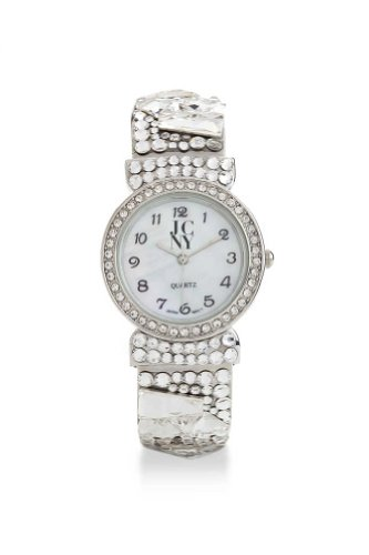 Jimmy Crystal New York Women's Sarah Watch (Jimmy Crystal New York compare prices)