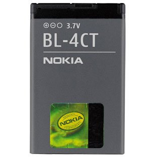OEM Nokia X3, 5310, 7510, 2720 Standard Battery BL-4CT