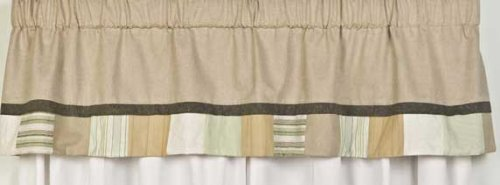 Bear and Buddies Nursery Window Valance - 1