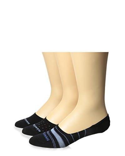 Ben Sherman Men's No-Show Socks - 3 Pack
