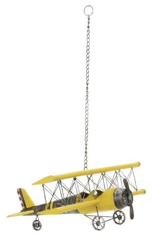 69858 Metal Plane Perfect Anytime Gift front-614978