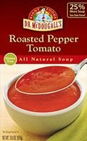 Dr. Mcdougall'S Right Foods Roasted Pepper Tomato Soup, 18.0-Ounce Boxes (Pack Of 6) ( Value Bulk Multi-Pack)