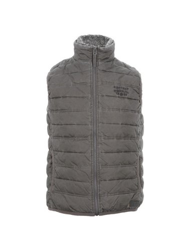 Firetrap Muddle Men's Gilet Cement X-Large