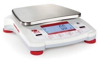 Balance ohaus navigator nV 1100 g 0,1 g, écran lCD