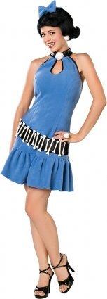 Betty Rubble Flintstones Costume