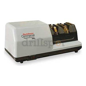 Electric Knife Sharpener, 2 Stage, 120V
