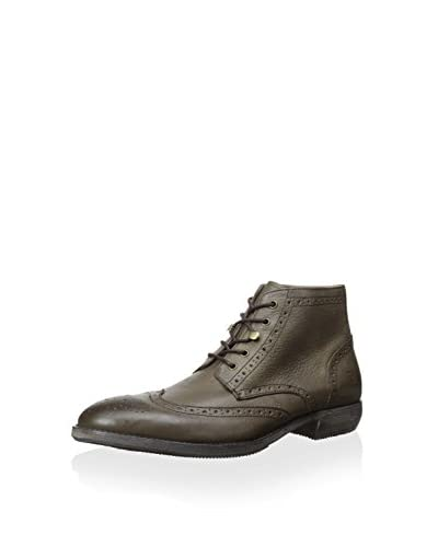 Andrew Marc Men's Hillcrest Mid Plain Toe Boot