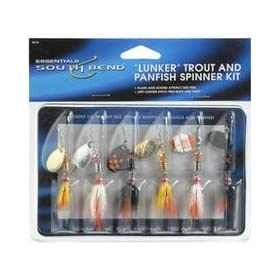Trout Panfish Spin-Kit(D-Trbl)