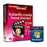 Muvee Reveal Home Movies and Slideshow Win CD DVD Case ~ SABRENT