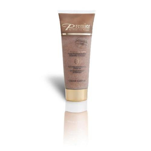 Premier Dead Sea Exfoliating And Cleansing Facial Gel