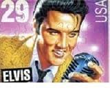 Elvis Presley 29-Cent Postage Stamp Jigs...