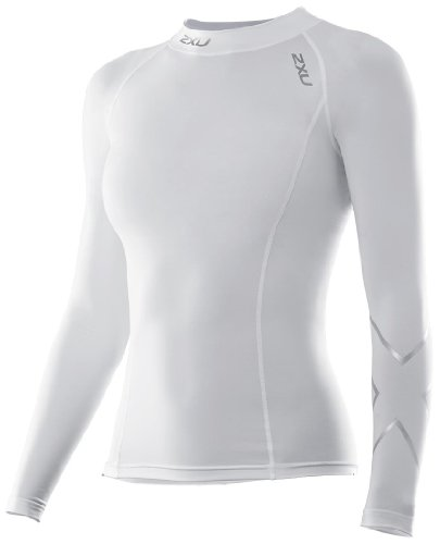2XU Women's PWX Long Sleeve Compression Baselayer