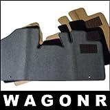 スズキ  ワゴンR スティングレー/ SUZUKI WAGON R STINGRAY用 フロアマット カーマット (純正品同等クラス) グレー