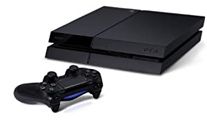Sony Playstation 4 (Latest Model)- 500 Gb Jet Black