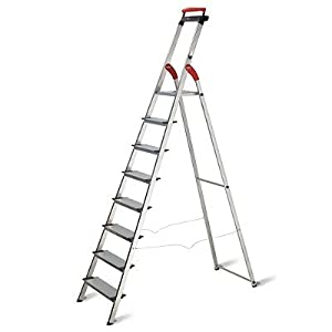8-step Aluminum Ladder - Frontgate