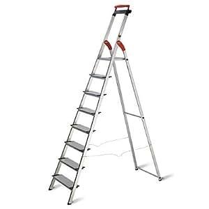 8-step Aluminum Ladder - Frontgate