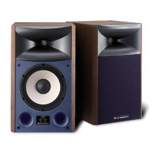 Jbl Two Way Compact Monitor Speaker Set