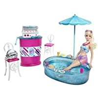 Barbie Doll And Hot Tub