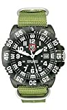 Luminox Men's SEAL Colormark Strap watch #3051.NATO.GRN