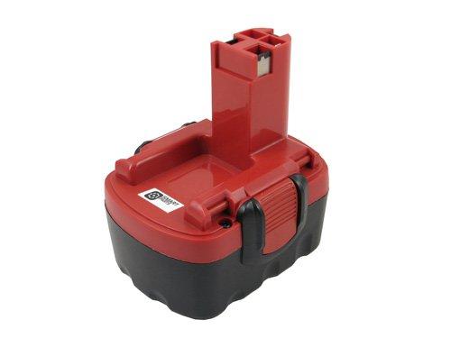 14,4V 1,3Ah Batterie Pour Bosch PSB14,4VI PSR14,4 PSR14,4-2 PSR14,4N PSR14,4VE PSR14,4VE-2 PSR1440B PST14,4V compatible avec 2607335533 2607335276 2607335465 2607335534 2607335686