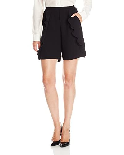 French Connection Women's Aro Crepe Short