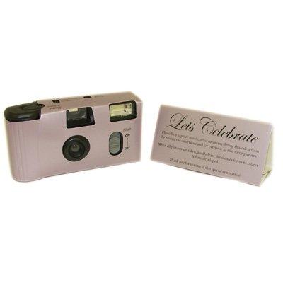 Single Use Disposable Camera - Lilac - Y0091