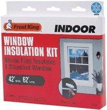 Frost King V73/3H Shrink Window Kit