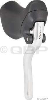 Buy Low Price Tektro R341 Ergo Brake Levers Black/Silver (R341 Black/Silver)