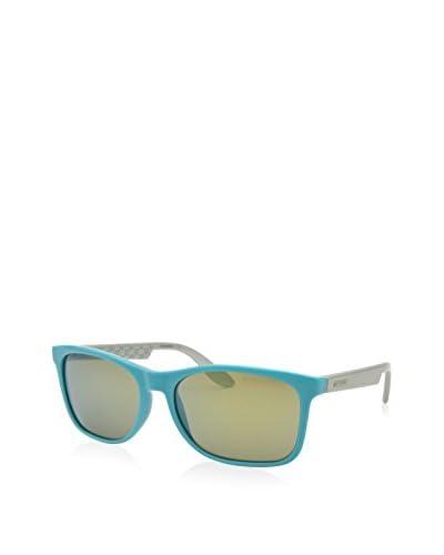 Carrera Men's CA5005-DEG3U Sunglasses, Turquoise/Brown Reflective