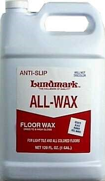 Lundmark All-Wax Anti-Slip Gloss 1 Gal