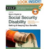 Nolo's Guide to Social Security Disability: Getting & Keeping Your Benefits by David A. Morton (paperback)