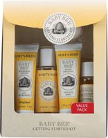 Burt's Bees Baby Bee Getting Started Kit -- 5 Pieces (Quantity of 2) - 1