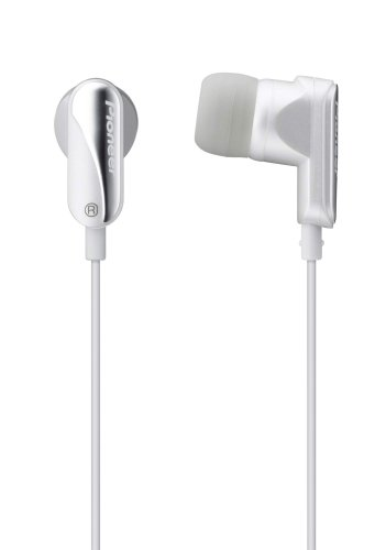 Pioneer Se-Cl21W In-Earphone - White
