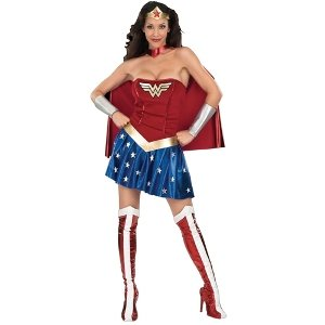 Wonder Woman Deluxe Adult Halloween Costume