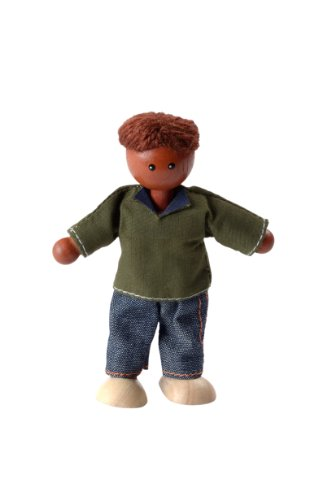 Plan Toys Hispanic Boy Doll