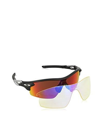 Oakley Gafas de Sol Radarlock Pitch (138 mm) Negro