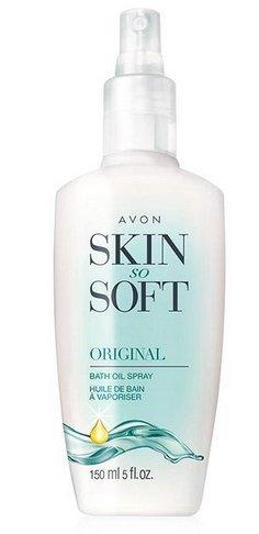 Avon Sss Original Oil 5oz With Pump (Avon Skin So Soft Bath Oil compare prices)