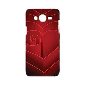 BLUEDIO Designer 3D Printed Back case cover for Samsung Galaxy E5 - G6823