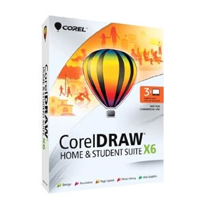 CorelDRAW Home and Student Suite X6