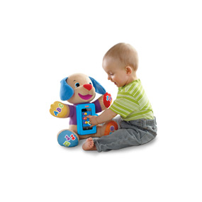 Fisher-Price Laugh and Learn Apptivity Puppy for iPhone and iPod touch devices