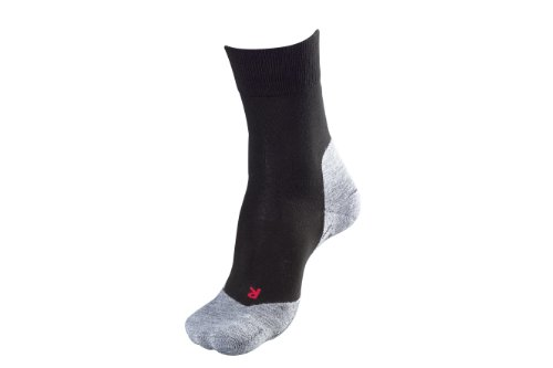 Falke RU 4 Men's Running Socks - Black