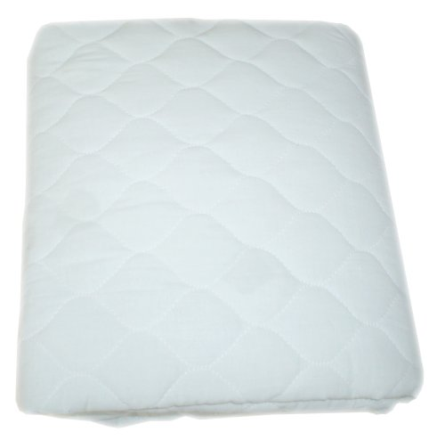 American Baby Company Waterproof Fitted Quilted Cradle Mattress Pad
