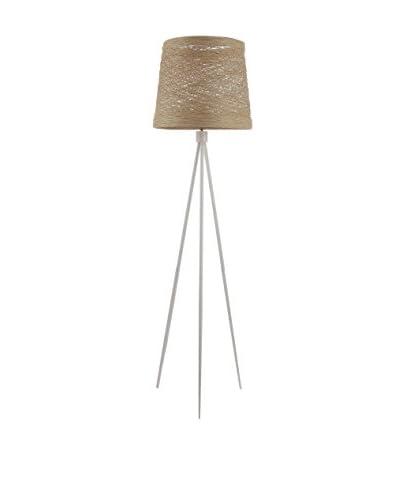 International Designs Stiletto Floor Lamp, Wheat