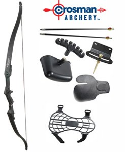 Crosman Archery Sentinel Youth Recurve Bow, Right